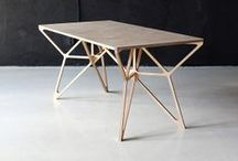 DGN02. WoodWorks / Furniture, Details, Tecniques, Space & Places... / by Antoine Hertenberger
