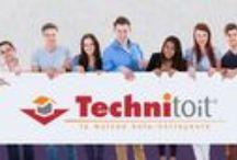 Technitoit / Informations illustrées sur l'entreprise Technitoit, la Maison Auto-nettoyante