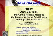 Hospital Medicine Conference for Nurse Practitioners and Physician Assistants / April 25, 2014 is our 2nd Annual Hospital Medicine Conference for Nurse Practitioners and Physician Assistants.  Follow this board to find all things related to this conference and area.