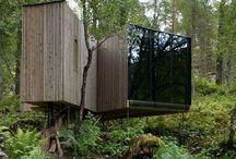 ARC03. villas, houses, cabins & huts