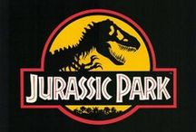Jurassic Park / The trilogy of my fav movie.  Jurassic Park, The Lost World: Jurassic Park and Jurassic Park III ♥ and Jurassic World