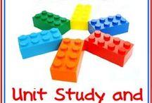 LEGO DIDÀCTICA / Activitats didàctiques i educatives que es poden fer amb el Lego. / by Aina