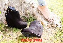 Calzature Donna / Scarpe per la donna 2014/2015. Tutte le nuove proposte a prezzi outlet. Vendita in store e online.