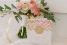 Peach & Gold || Wedding inspiration / Peach & Gold || Wedding inspiration