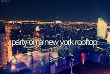 My Bucket List... ♥ / Before I die, I want to....