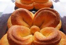 Kysnuté koláče a pečivo / Tvarovanie cesta