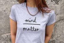 T as shirt :P / Ideas