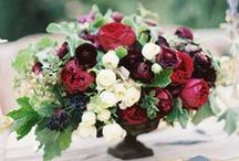 Marsala || Wedding inspiration / Marsala || Wedding inspiration