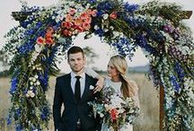 Backdrop & Arch || Wedding Inspiration / Backdrop & Arch || Wedding Inspiration