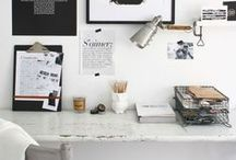 INTERIOR // WORKING SPACE / I do not own any of these pictures unless otherwise says