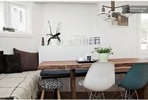 INTERIOR // DINNING / I do not own any of these pictures unless otherwise says