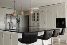 Kitchen Inspiration / Inspring kitchen ideas featuring kitchens designed and installed by Dobsons in Hertfordshire.