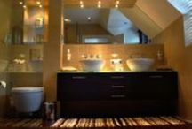 Bathroom Inspiration / A board full of inspiring bathrooms designed and installed by Dobsons in Hertfordshire