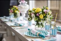 Table Centres / Floral centrepieces for weddings and events.