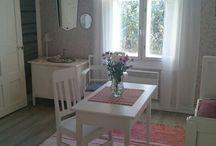 Meidän mökki - Our cottage / Mummonmökin remontointia ja sisustusta.