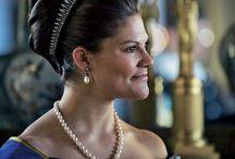 Princess Victoria Ingrid Alice Desiree of Sweden