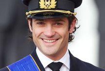 Prince Carl Philip Edmund Bertil of Sweden