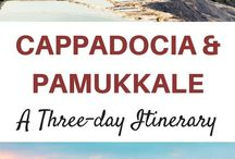 Cappadocia & Pamukkale