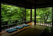 Japoński dom i ogród