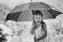 umbrellas / by Gail Blair