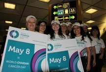 Share World Ovarian Cancer Day / by World Ovarian Cancer Day