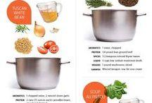 Recept - mat / Förrätter och varmrätter