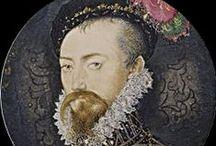 Tudors ~ Robert Dudley, Earl of Leicester / by Kristen Ursin-Smith