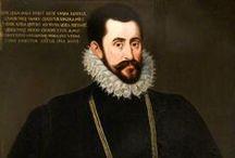 Tudors ~ Sir Francis Walsingham / by Kristen Ursin-Smith