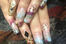 Nail Art Designs / ネイルアートデザイン / Interested in nail art? Feel free to take a look at some of our works below.