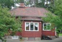 Älvkarleövägen 5 / Att samla inspiration till vårt nya hus!