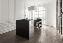 Interior Design: Kitchens / by Iliana Sava