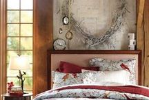 Relaxing Holiday Guest Room / Welcoming traveling guests and family for the holidays isn't complete without the perfect holiday guest room. See how the Restonic blog can help you make their bedroom comfortable and memorable throughout the holidays! --Restonic is dedicated to Supporting Dreams. / by Restonic Mattress