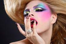Editorial Makeup / Ideas para mis prox fotos