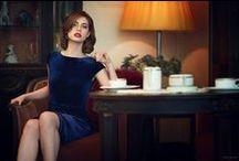 Strecke Mansion / Model | Violetta Schuralow MakeUp & Hair | Holger Weins Fashion Design | Yvette Jack Assistenz | Michaela Kirch Photographer | Mike Weis Photodesign
