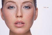 Strecke Beauty / Model | Rahel Chiwitt MakeUp & Hair | Britta Meyerling Photographer | Mike Weis Photodesign