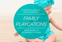 Family Playcations