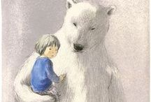 Artists of book illustration 41: Chiaki Okada / by Irina Vinokour