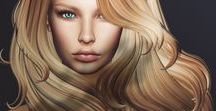 Heidi Rewell (.com) / A selection of photography from my secondlife fashion blog