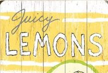 ✧ Lemonade. Limonadă
