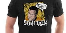 Star Trek Inspired Fan Art T-shirts / Designs inspired by Star Trek on men's, women's and kid's t-shirts, hoodies, sweatshirts, vests and more! We offer FREE SHIPPING on all UK orders! See the full collection at:  https://cloudcity7.com/collections/star-trek #startrek #trekkie #kirk #spock #tshirt #tshirts #hoody #hoodie #sweatshirt #jumper #clothing #fashion #style #tshirtshop #tshirtstore #startrektshirt #startrekapparel
