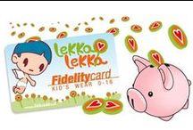Fidelity Card / Le tessere fedeltà (fidelity card) sono strumenti di comunicazione integrata che aiutano l'azienda ad incrementare la fidelizzazione del cliente nei confronti del brand.