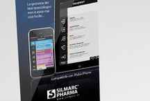 Case Study: Silmarc Pharma / Silmarc Pharma è un'azienda farmaceutica per la quale l'agenzia Graffio ha seguito lo sviluppo del sito web e la realizzazione di alcuni elementi di advertising.
