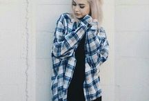 plaid / No big deal, only my favourite thing in the world.