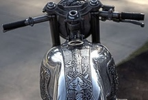 Cool Cars & Motorcycles / by Thomas Whittle