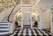 Foyers|Entry Spaces / by iheartnyc
