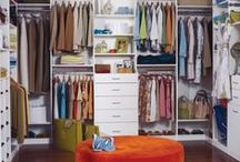 Closets: Master+Dressing Rooms / by iheartnyc