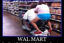Wal-Mart funnies / by iheartnyc