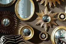 Accessories: mirrors / by iheartnyc