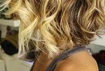 Curly hair help