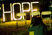Simply beautiful / by Relay For Life Linn County, Iowa